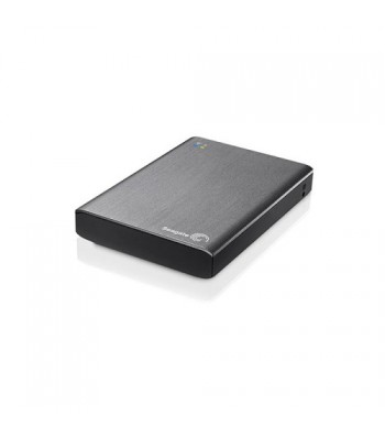 Външен диск SEAGATE 1TB, Wireless Plus, USB 3.0, WiFi