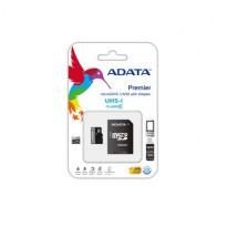 Флаш карта A-DATA Premier, 32GB, microSDHC/SDXC, UHS-I U1 Class10