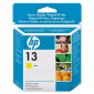 Консуматив HP 13 Yellow Original Ink Cartridge EXP